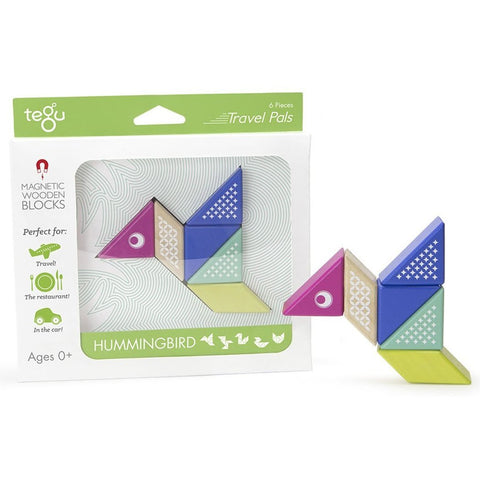 TEGU TRAVEL PAL - HUMMINGBIRD