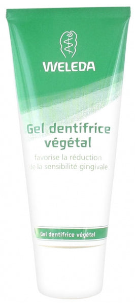 Weleda Plant Gel Toothpaste (75ml)