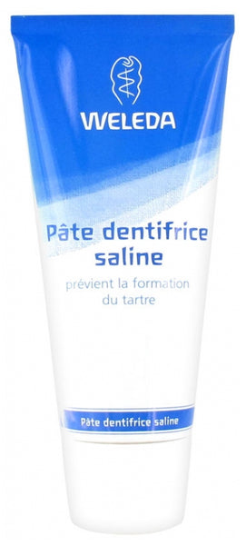 Weleda Salt Toothpaste (75ml)