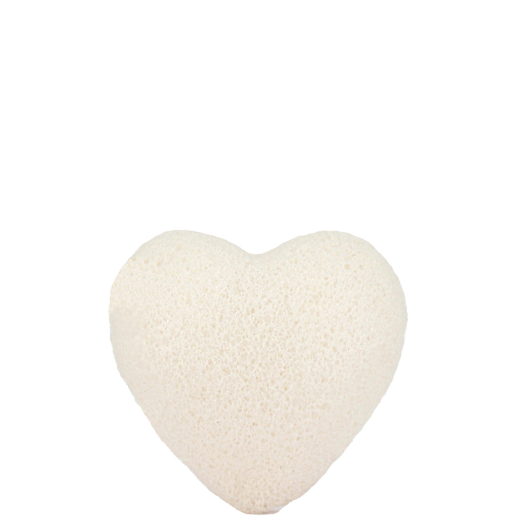 Collagen Konjac Facial Sponge Heart