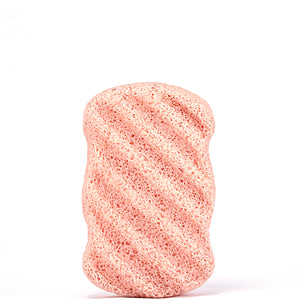 Lycopene Konjac Body Sponge Bar
