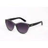 Hang Ten Gold Carcharodon-Grey Shiny Black/Smoke Lens