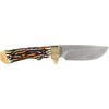 Uncle Henry Elk Hunter Full Tang Drop Point Fixed Blade