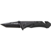 S and W CK405 Folder 2.25 in Black Blade G-10 Handle