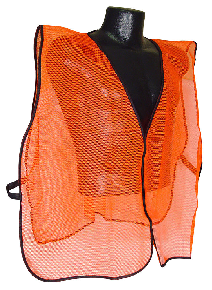RAD SVO      ORANGE MESH SAFETY VEST