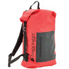 Frogg Toggs PVC Tarpaulin Waterproof Backpack Red