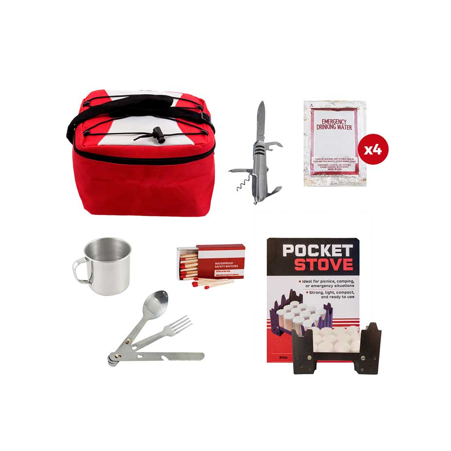 Emergency Food Preparation Kit