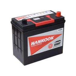 BATERIA HANKOOK N40 / NS60 POLARIDAD NORMAL