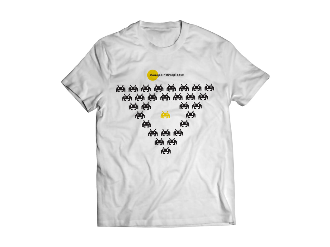 Space invaders T-shirt - MENS