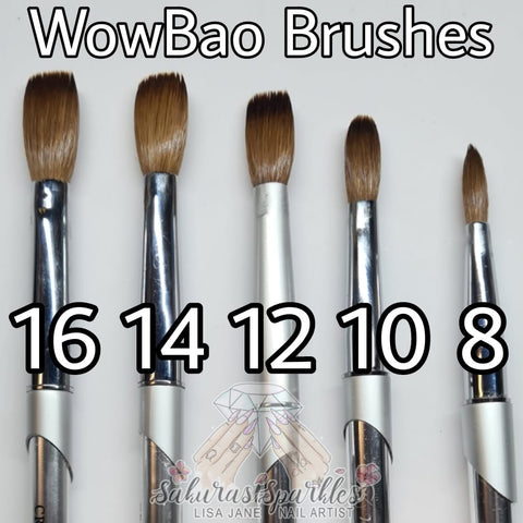 wowbao brushes