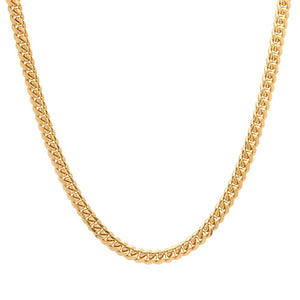 4mm Cuban Necklace