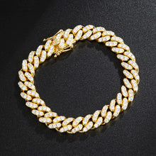 Load image into Gallery viewer, 9mm Cuban Bracelet