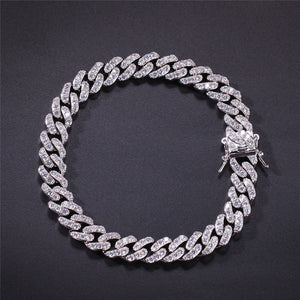 9mm Cuban Bracelet