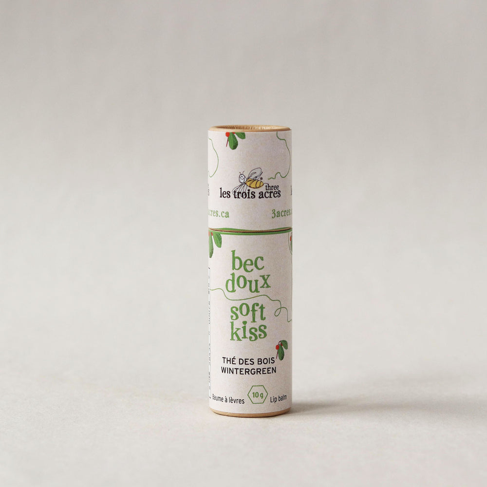 Soft Kiss Wintergreen | Eco-Friendly