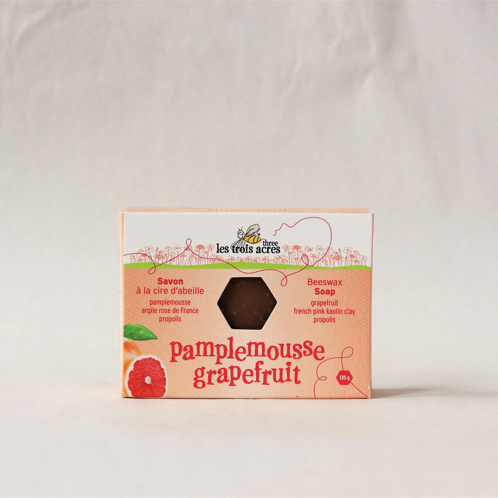 Beeswax Soap | Grapefruit