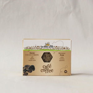 Beeswax Soap | Coffee