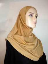 Load image into Gallery viewer, 2-Piece Soft Spandex Hijab