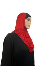 Load image into Gallery viewer, Fancy Shawl with shiny accent