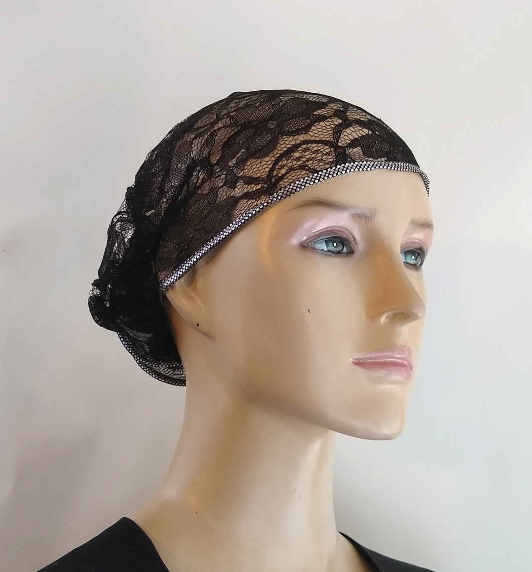 Light Weight Lace Turban