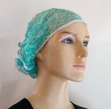 Load image into Gallery viewer, Light Weight Lace Turban