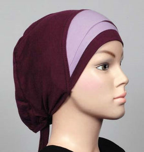 Envelope Pleat Bonnets