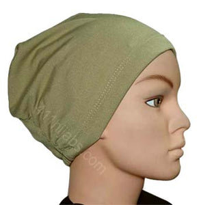 Polyester Hijab Caps