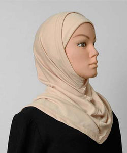 Two Piece Lycra Hijab