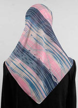 Load image into Gallery viewer, Fashion Print Chiffon Square Scarves
