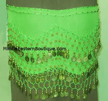 Load image into Gallery viewer, Belly Dance Hip Scarf