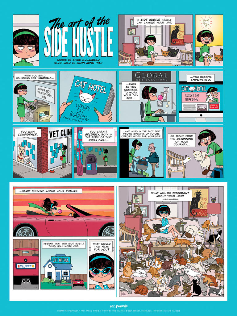 The art of the Side Hustle