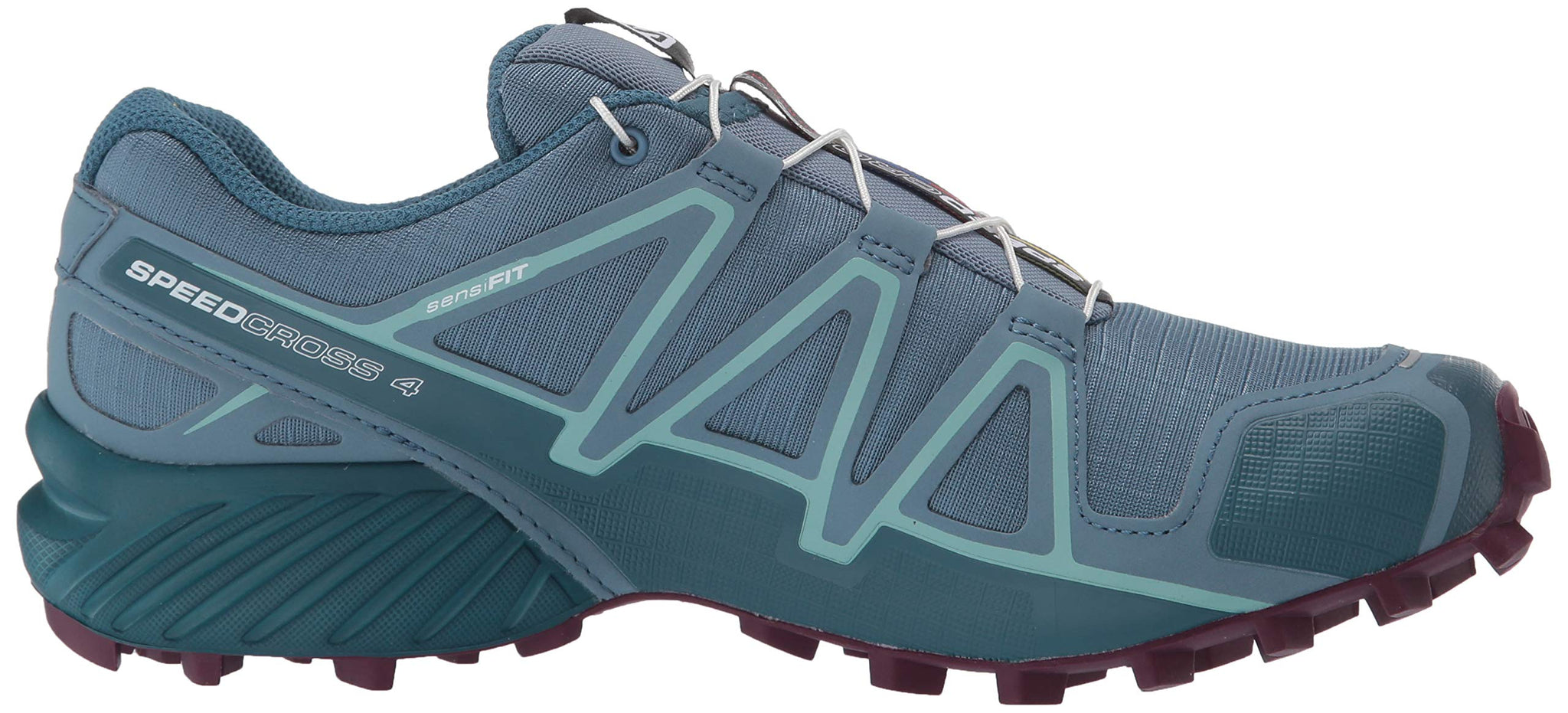 salomon speedcross 4 bluestone blue
