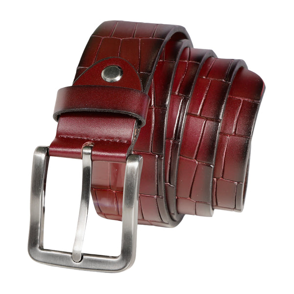Belt - 230920-10 Bordeaux - 7 Downie St.®