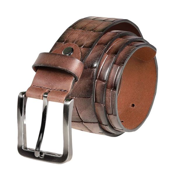 Belt - 230920-10 Brown - 7 Downie St.®