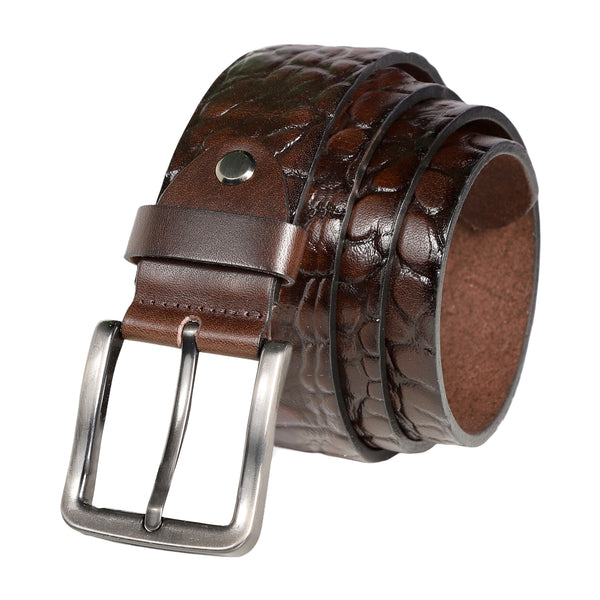 Belt - 230920-12 Brown - 7 Downie St.®