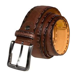 Belt - 230920-21 Brown - 7 Downie St.®