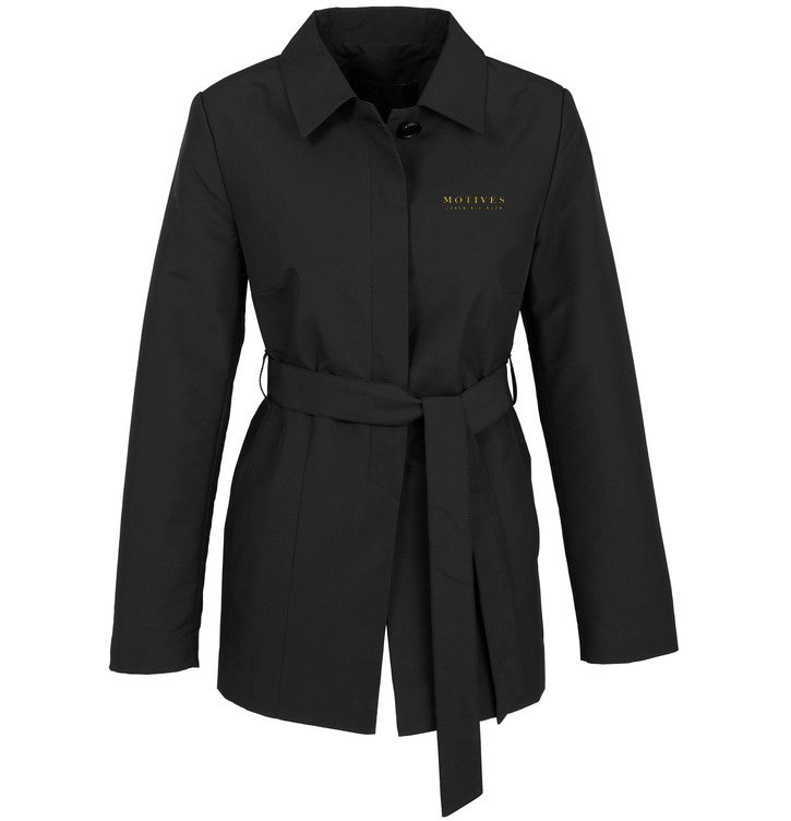 new concept 520f2 d619c Motives® Trench Coat