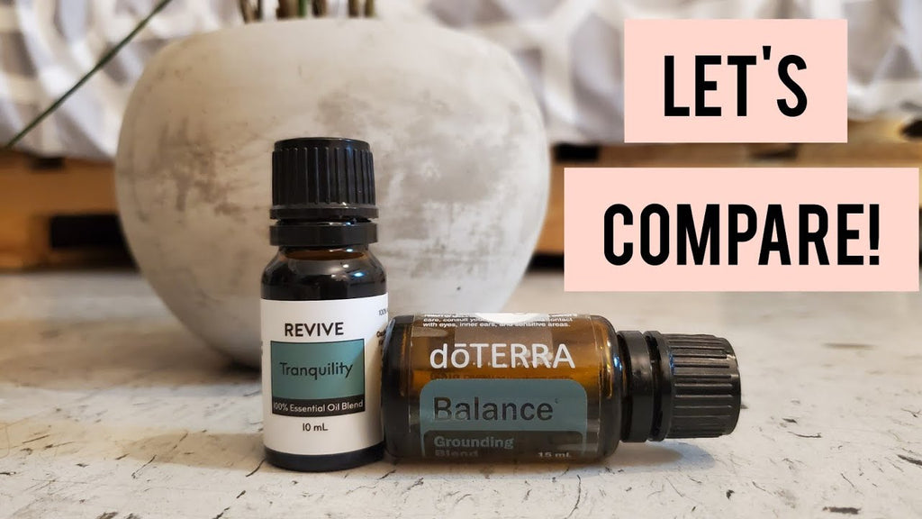Compare Essential Oils