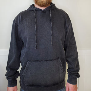 Load image into Gallery viewer, Black Acid Hoodie