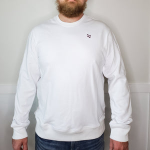 Load image into Gallery viewer, dEDIGER - Ash Crew Sweatshirt