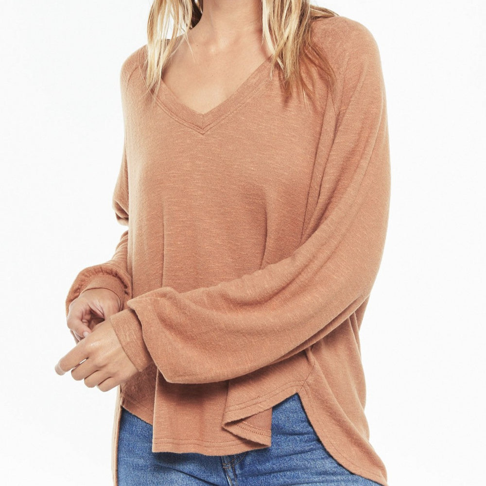 Plira Slub Sweater
