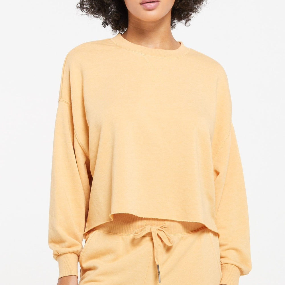 Izzy Loop Terry Top
