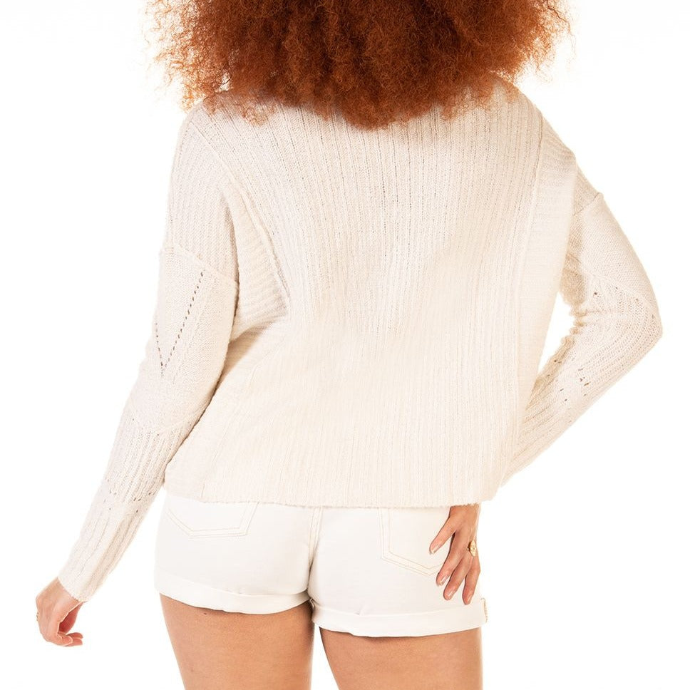 Load image into Gallery viewer, Beach Date Slouchy Sweater