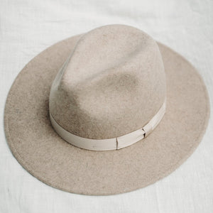 Load image into Gallery viewer, West Von Knox Tall Crown Fedora