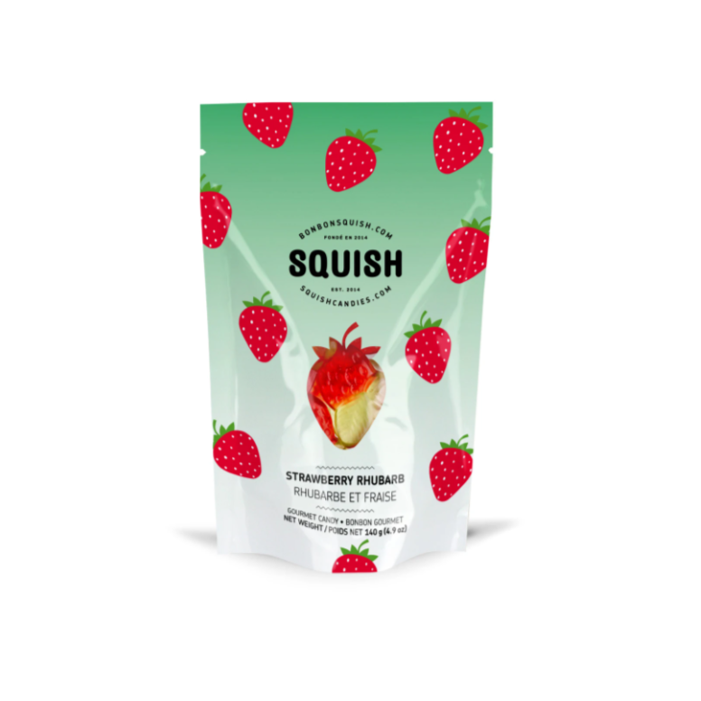 Load image into Gallery viewer, Squish - Strawberry Rhubarb
