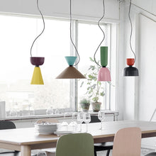 Load image into Gallery viewer, Postmodern Multicolor Ceiling Pendant