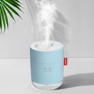 Snow Mountain Ultrasonic Humidifier + Diffuser