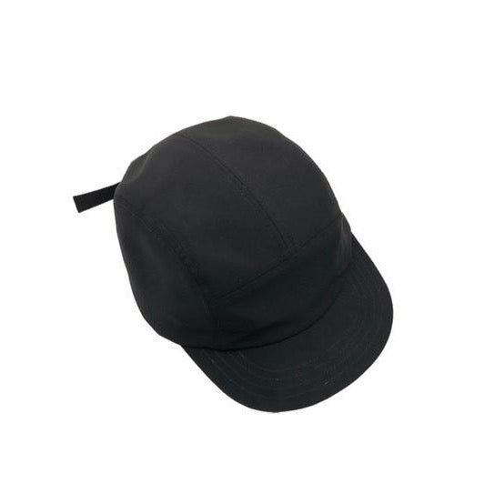 Short Brimmed Five Panel Baseball Cap