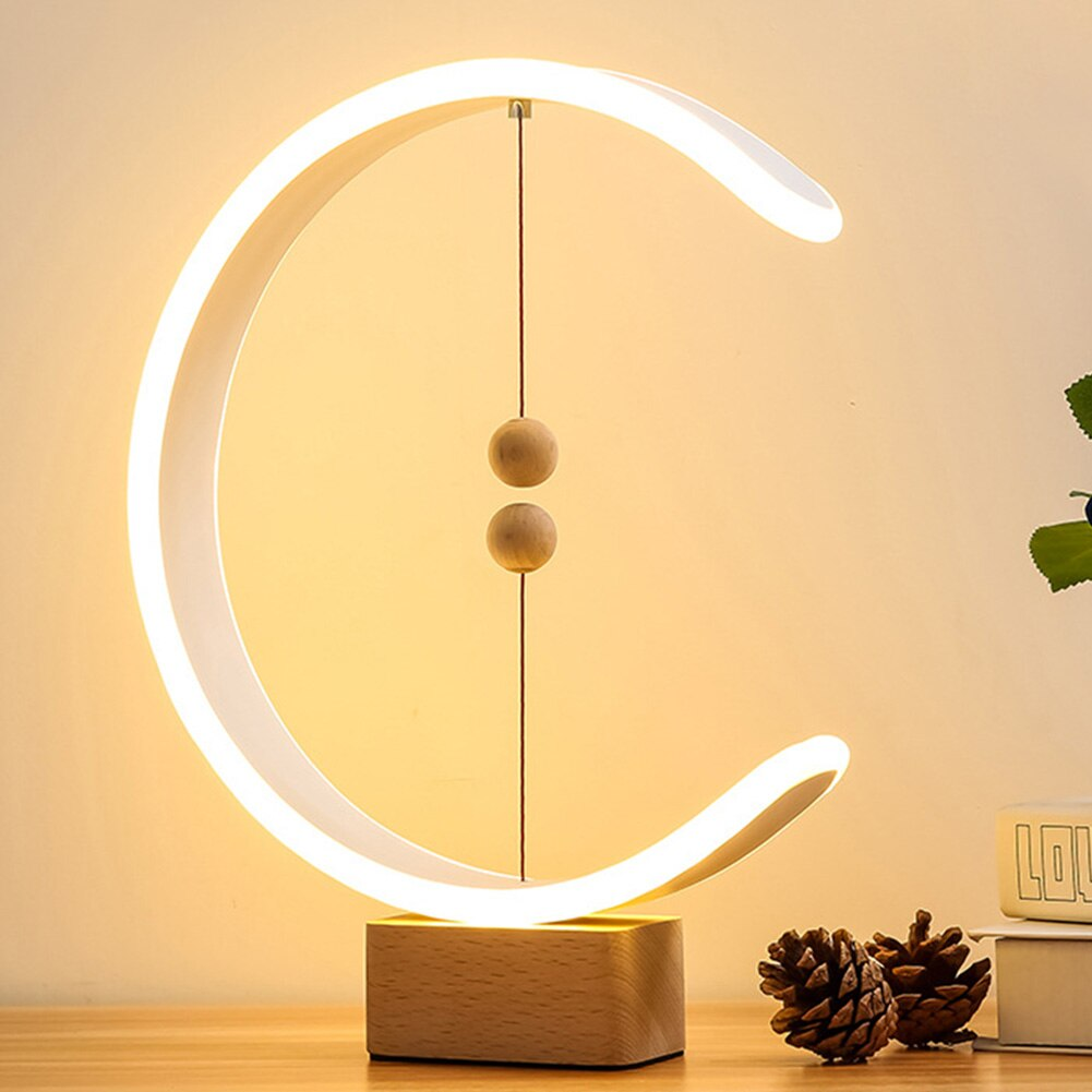 Magnetic Suspension Balance Lamp