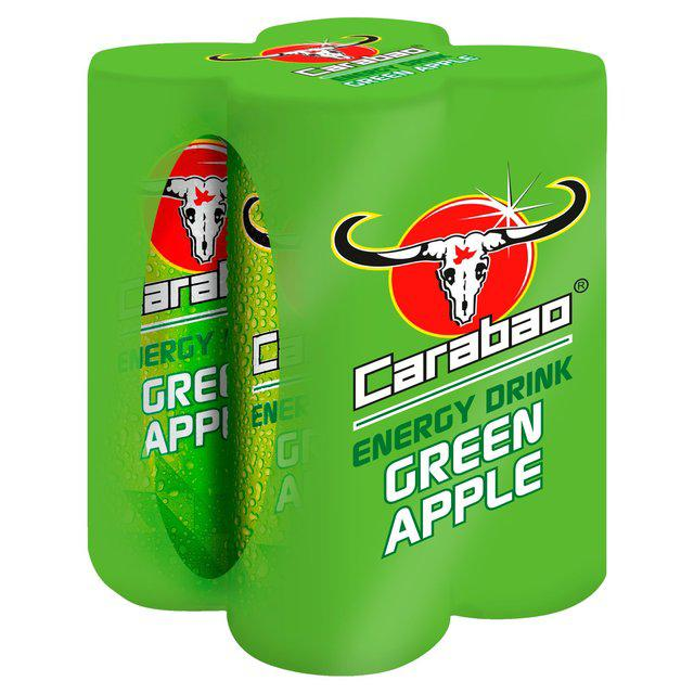 GREEN APPLE 4PK