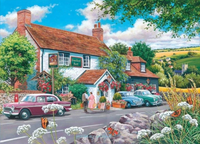 Colorful Cars Town Diy Paint By Numbers Kits Uk VM00221